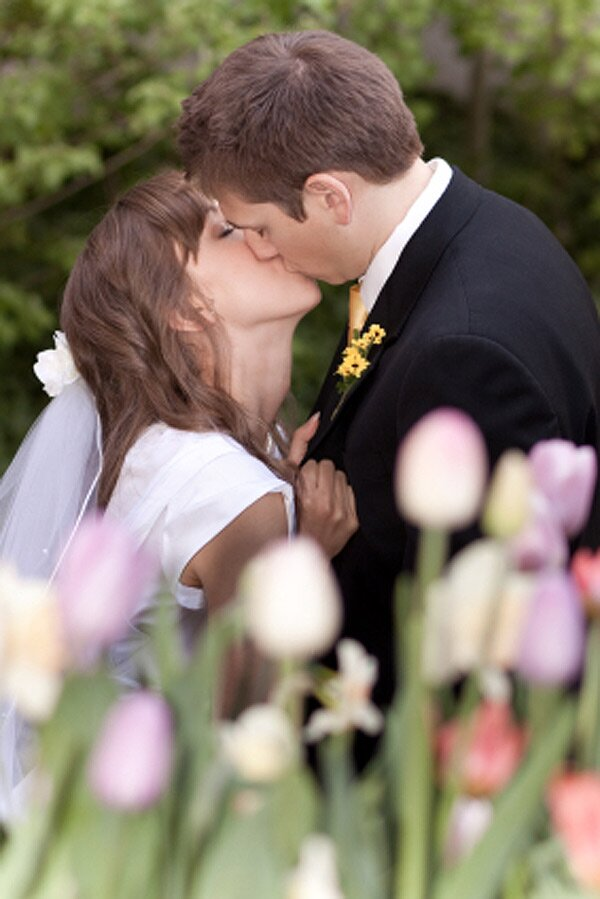 botanical garden weddings for 2012
