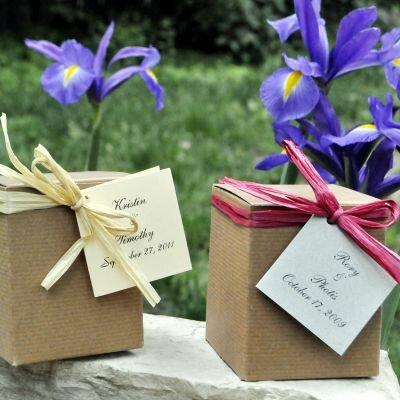 iris wedding flowers are classy