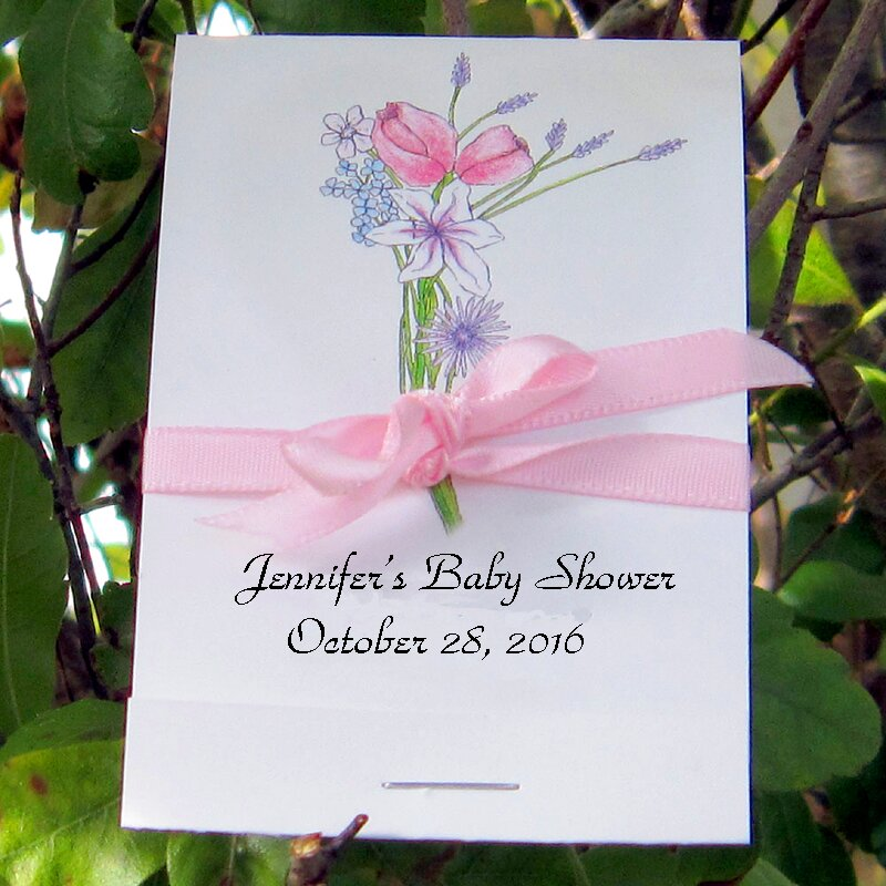 flower seed for baby showers
