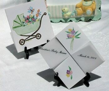 Baby Showers Favors - Exclusive Design
